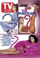 TV Guide, March 31, 2001 -
