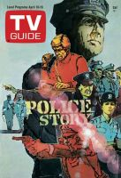 TV Guide, April 10, 1976 - Police Story