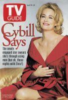 TV Guide, April 20, 1996 - Cybill Shepherd