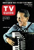 TV Guide, April 29, 1967 - Lawrence Welk