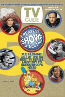 TV Guide, May 4, 2002 - Greatest TV Shows of All Time