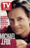 TV Guide, May 13, 2000 - Michael J. Fox