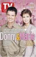 TV Guide, May 20, 2000 - Donny and Marie