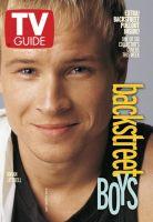 TV Guide, May 26, 2001 - The Backstreet Boys