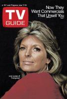 TV Guide, June 17, 1972 - Julie London of 'Emergency!'