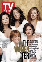 TV Guide, June 23, 2001 - The Women of ER
