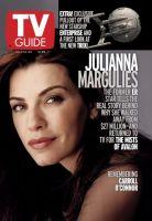 TV Guide, July 14, 2001 - Julianna Margulies