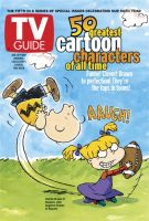 TV Guide, August 3, 2002 - Greatest Cartoon Characters of All Time