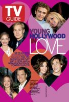 TV Guide, August 11, 2001 - Young Hollywood in Love