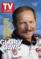 TV Guide, August 12, 2000 - Dale Earnhardt