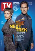 TV Guide, August 25, 2001 - Star Trek: