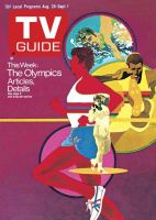 TV Guide, August 26, 1972 - The Olympics