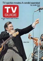 TV Guide, August 30, 1969 - TV quikie-movies: A candid appraisel