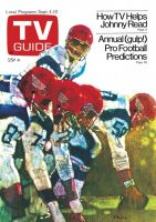 TV Guide, September 4, 1976 - Pro Football Predictions