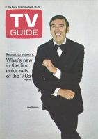 TV Guide, September 20, 1969 - What's new in the first color sets of the 70's?