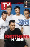 TV Guide, September 22, 2001 -