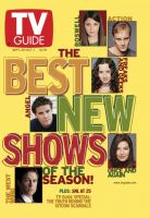 TV Guide, September 25, 1999 - The Best New Shows