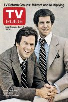 TV Guide, October 1, 1977 - 'Rosetti and Ryan'