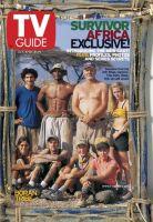 TV Guide, October 6, 2001 -