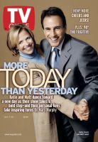 TV Guide, October 7, 2000 - Katie Couric and Matt Lauer