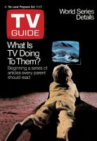TV Guide, October 11, 1969 - What is TV Doing to them?
