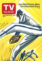 TV Guide, October 16, 1976 - World Series