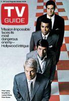 TV Guide, October 18, 1969 -