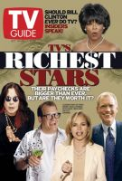 TV Guide, October 19, 2002 - TV's Richest Stars
