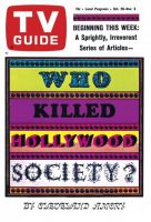 TV Guide, October 28, 1967 - Who Killed Hollywood Society