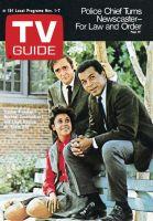TV Guide, November 1, 1969 -