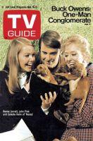 TV Guide, November 7, 1970 -