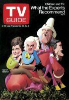 TV Guide, November 29, 1969 -