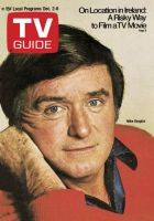 TV Guide, December 2, 1972 - Mike Douglas