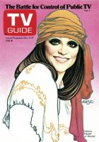 TV Guide, December 11, 1976 - Valerie Harper of 'Rhoda'