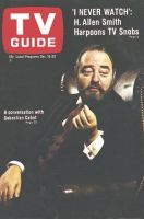 TV Guide, December 16, 1967 - A Conversation with Sebastian Cabot