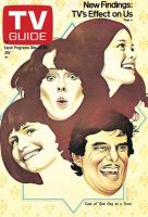 TV Guide, December 17, 1977 - Cast of 'One Day at a Time'