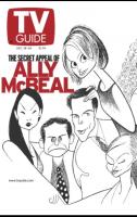 TV Guide, December 18, 1999 - Ally McBeal
