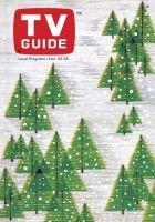 TV Guide, December 23, 1967 - Christmas Trees