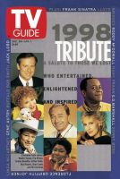 TV Guide, December 26, 1998 - Tribute to Those We Lost