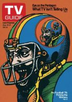 TV Guide, August 25, 1979 - Pro Football '79: Picking the Winners