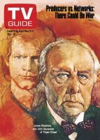 TV Guide, May 5, 1979 - James Stephens and John Houseman of 'Paper Chase'