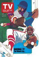 TV Guide, April 9, 1977 - Baseball '77