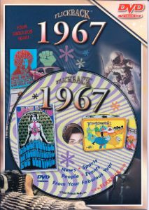 Events of 1967 DVD W/Greeting Card
