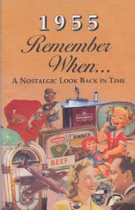 1955 Remember When Booklet