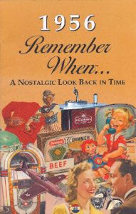 1956 Remember When Booklet