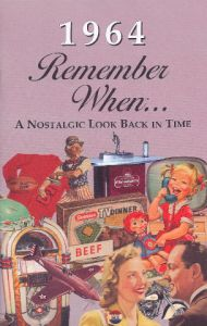 1964 Remember When Booklet
