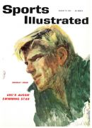Sports Illustrated, August 14, 1961 - Murray Rose, USC Swimmer