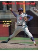 Sports Illustrated, August 30, 1971 - Chicago Cubs' Ferguson Jenkins