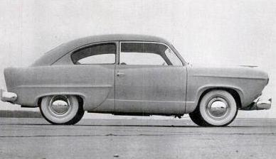 New Kaiser, a car for under $1200