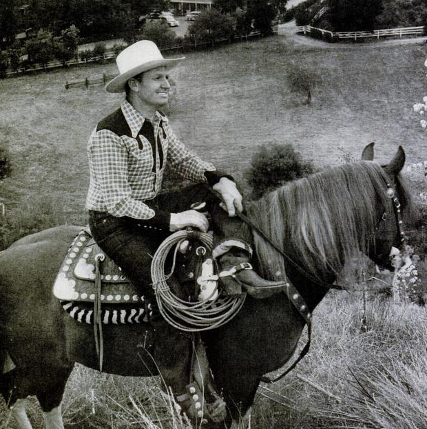Gene Autrey from Life Magazine